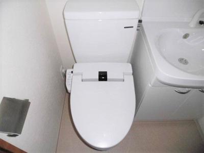 【トイレ】アイディ品川25