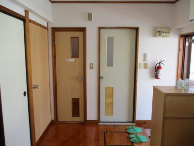 【浴室】コーポトケシ