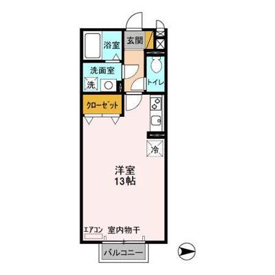 【区画図】キャンパス・プランドール