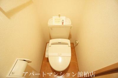 【トイレ】キャンパス・プランドール