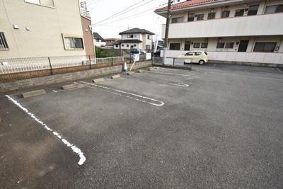 【駐車場】高崎市浜尻町 井野駅 1階 1LDK