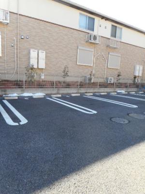 【駐車場】アバンツァートⅠ