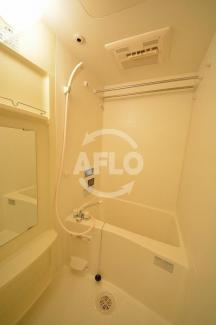 クレール谷町 浴室