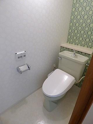 【トイレ】ルミナス本山