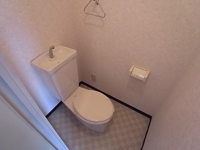 【トイレ】レファインドカスガノミチ