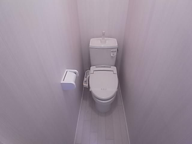 【トイレ】ローゼンハイツ