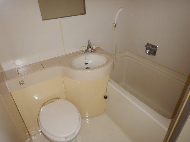 【浴室】メゾンプラザ