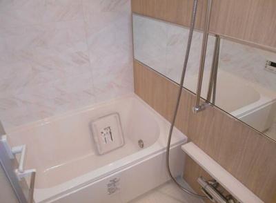【浴室】グランドヒルズ西大島