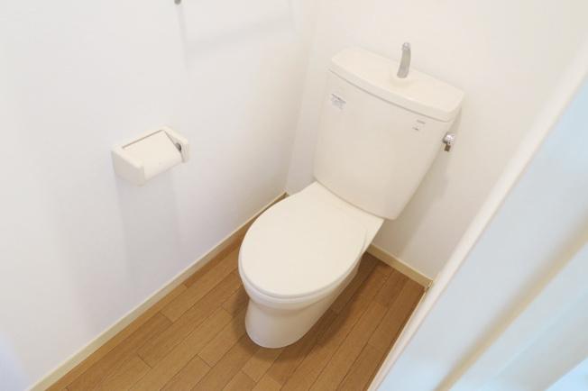 【トイレ】東綿ビル 上青木西