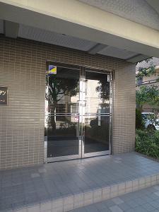 【エントランス】北小岩ワイ・エム・ガーデン