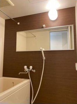 【浴室】北小岩ワイ・エム・ガーデン
