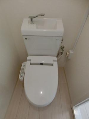 【トイレ】第一青葉マンション