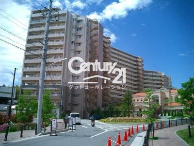 【外観】ルネグランディルA棟