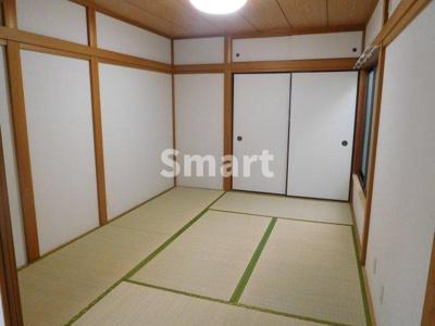 【寝室】篠コーポ