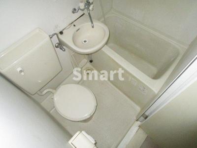 【浴室】レバランス中野