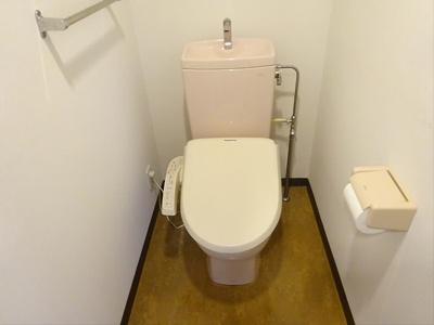 【トイレ】ジェイパーク笹塚