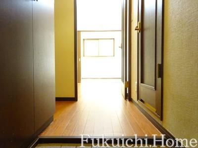 【玄関】ジェイパーク笹塚