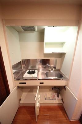 【キッチン】エスリード福島駅前第2