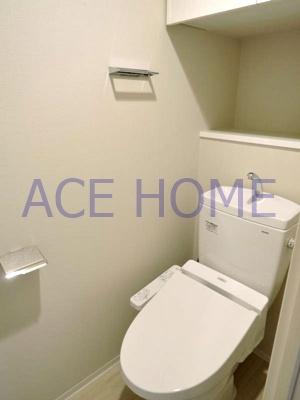 【トイレ】アーバネックス北堀江Ⅱ
