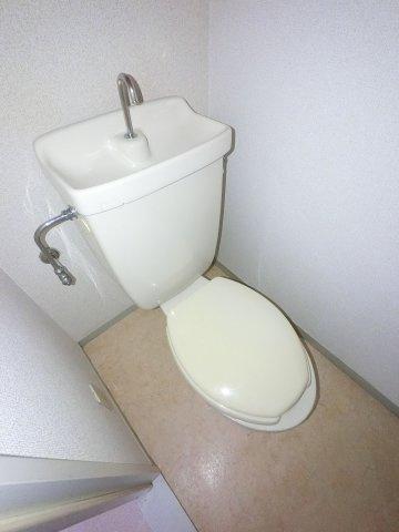【トイレ】ハイツ吉田