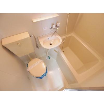 【浴室】アップルコート上田