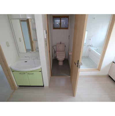 【浴室】アパートヒリョン