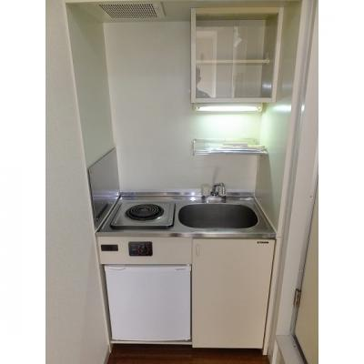 【キッチン】共立リライアンス上野町Ⅰ