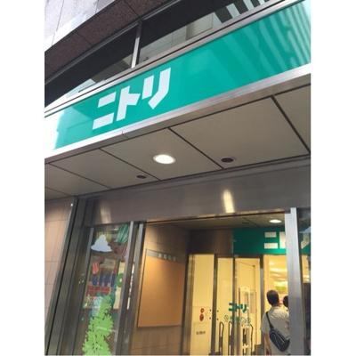 ホームセンター「ニトリ亀有駅前まで630m」ニトリ亀有駅前