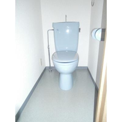 【トイレ】ガーデンヴィラクレセント