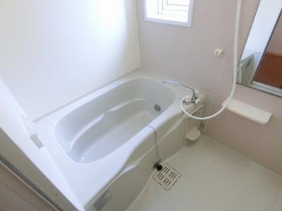 【浴室】フローレンスつくばB