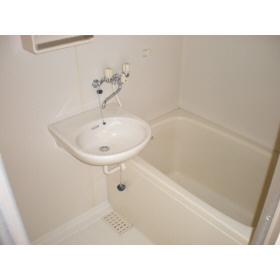 【浴室】コーポ奈良井