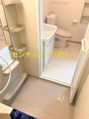 【浴室】ハッピーハイツ・ワン