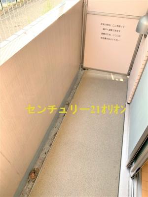 【バルコニー】SKY COURT練馬桜台(スカイコートネリマサクラダイ)