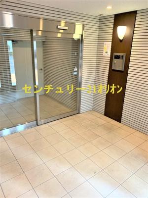 【エントランス】SKY COURT練馬桜台(スカイコートネリマサクラダイ)