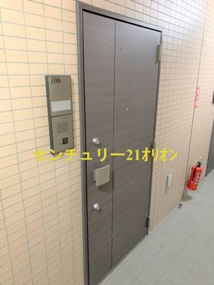 【玄関】スカイコート練馬桜台