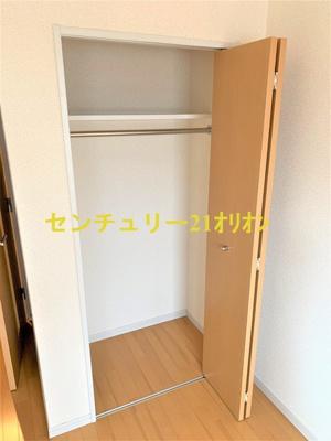 【収納】スカイコート練馬桜台