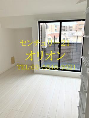 【居間・リビング】LIBERA(リベラ)練馬中村橋