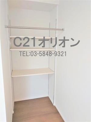 【収納】Sincrease 中村橋(シンクリースナカムラバシ)