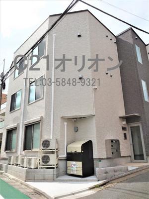 【外観】Sincrease 中村橋(シンクリースナカムラバシ)