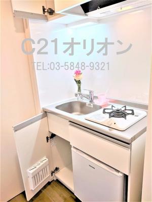 【キッチン】 Sincrease(シンクリース)中村橋