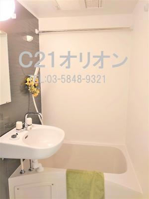 【浴室】Sincrease 中村橋(シンクリースナカムラバシ)