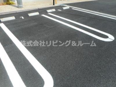 【駐車場】フェリチタ・Ⅰ棟