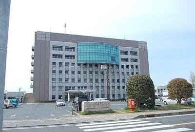 香取市役所まで2200m