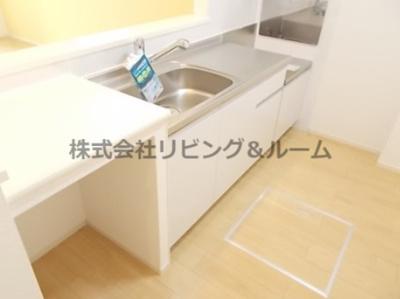 【キッチン】フェリチタ・Ⅰ棟