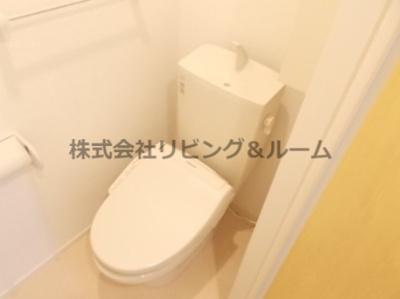 【トイレ】フェリチタ・Ⅰ棟