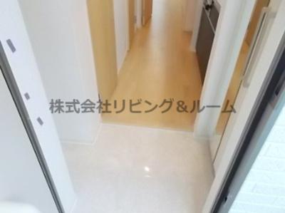 【玄関】フェリチタ・Ⅰ棟
