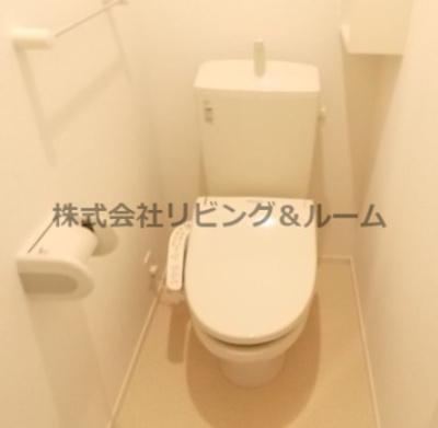 【トイレ】フェリチタ・Ⅱ