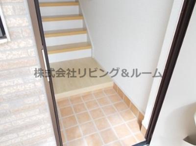 【玄関】フェリチタ・Ⅱ