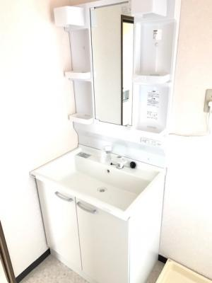 【独立洗面台】ライフステージ壱番館401