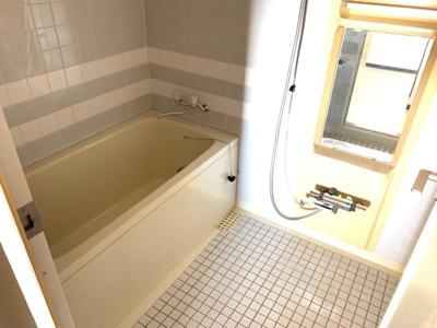 【浴室】ライフステージ壱番館401